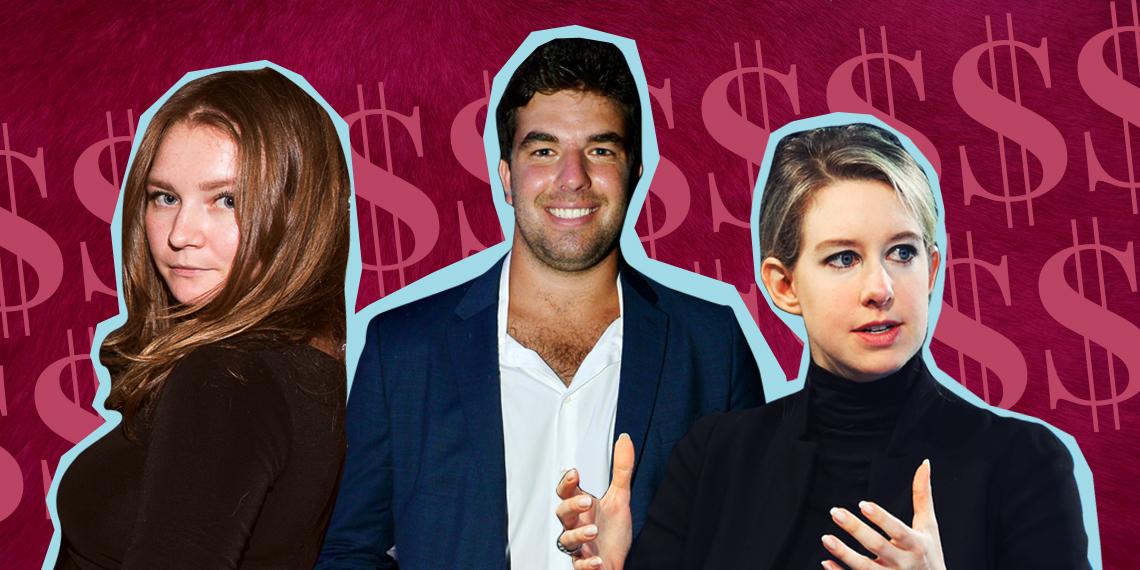 Millennial scammers