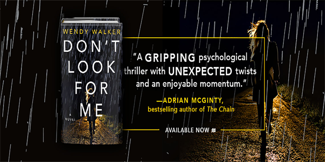 Don't Look For Me Excerpt