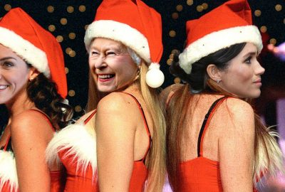 Royals as Mean Girls