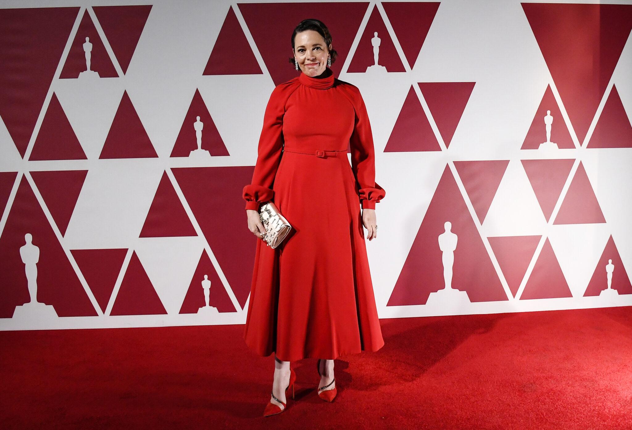 Olivia Colman 93rd Oscars
