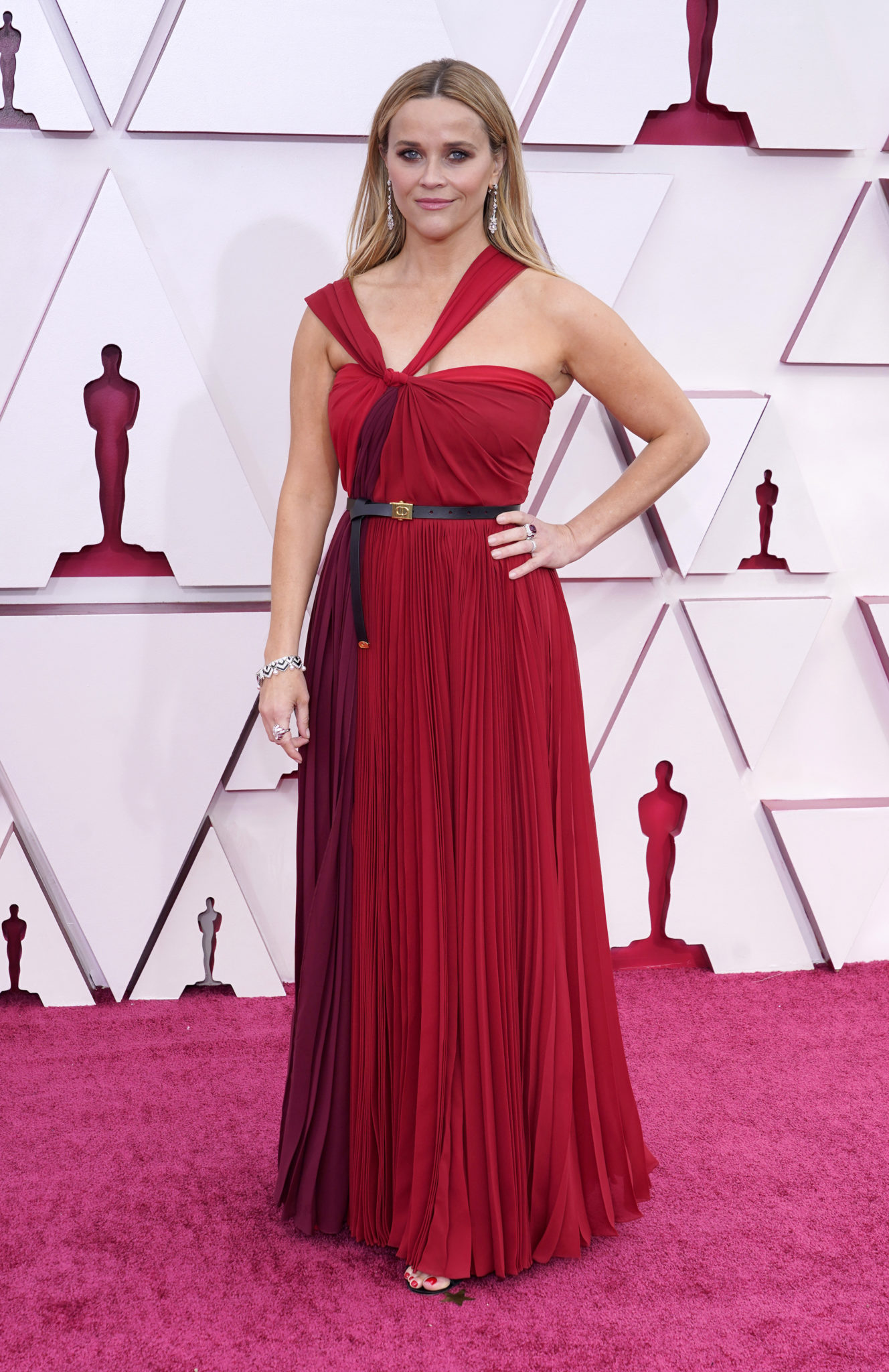 Reese Witherspoon at the 93rd Oscars